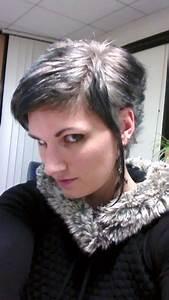 Coupe Courte Femme Cheveux Gris : coupe courte pour cheveux blancs ~ Melissatoandfro.com Idées de Décoration