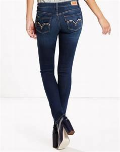 Levi's Women's 535 Super Skinny Jean - Wanderer
