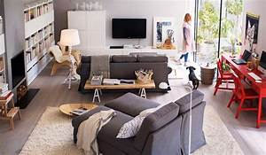 Deco Salon Ikea : ikea living room design ideas 2011 digsdigs ~ Teatrodelosmanantiales.com Idées de Décoration