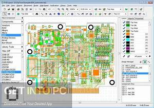 Diptrace 3 2 0 1 Incl 3d Library And Components Free Download