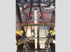 Ford F150, Lightning, Harley Truck Chassis Stiffening