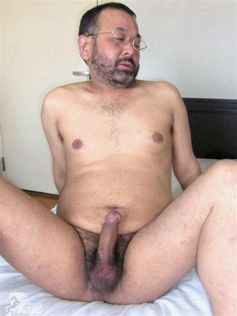 chinese old penis gay