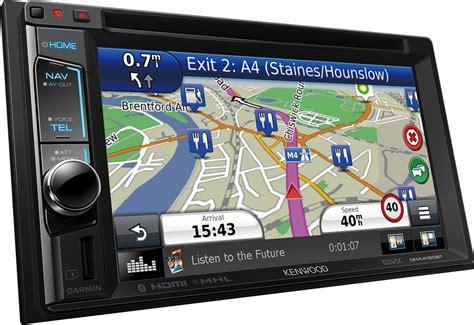Kenwood Sat Nav Systems • Dnx4150bt Features • Kenwood Uk