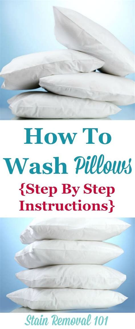 how to wash pillows how to wash pillows them so they re not lumpy wash