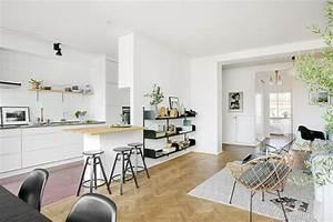 1001 + conseils et idées pour une cuisine ouverte sur le salon