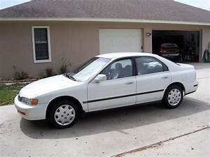 1997 Honda Accord - Overview
