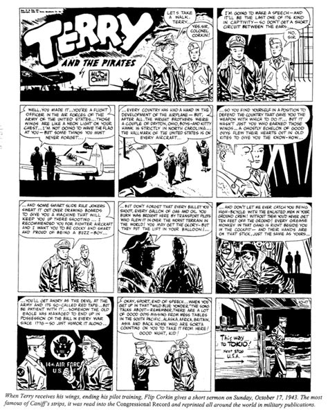 Milton Caniff Conversations