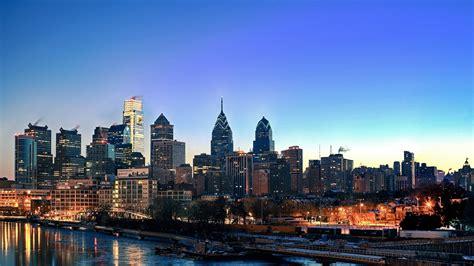 Skyline Background Philadelphia Skyline Wallpaper 183