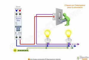 Disjoncteur Pour Vmc : schma interrupteur simple allumage schma lectrique ~ Premium-room.com Idées de Décoration