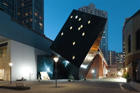 contemporary museum libeskind