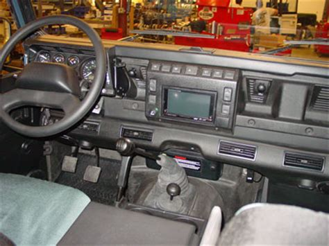 Land Rover 90 Fuse Box Upgrade by Land Rover Owner View Topic Defender 90 Td5 Stereo Fitting