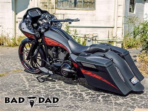 bad dad custom bagger parts 106 best images about road king on pinterest street