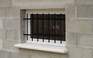 Grille De Protection Fenêtre : s curiser les portes et fen tres s curit la maison ~ Dailycaller-alerts.com Idées de Décoration