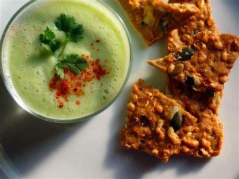 cuisine froide les meilleures recettes de concombre et soupe froide de concombre