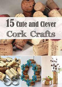 DIY Wine Corks: 15 Cute and Clever Cork Crafts - My Decor