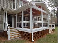 covered porch ideas Images Of Covered Back Porches