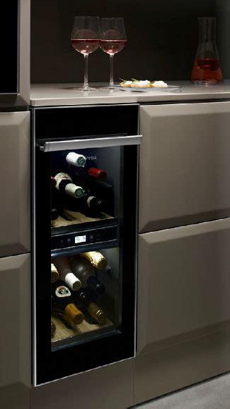 colonne cuisine four cave à vin norcool mon projet cuisine