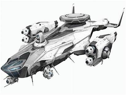 Engine Space Unreal Spaceship Ships Transverse Ship