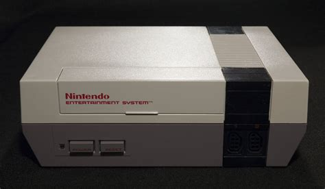 nes console nintendo entertainment system nes exhibits