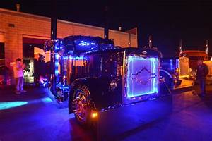 Gallery  Truck Light Show At Pdi Pride  U0026 Polish