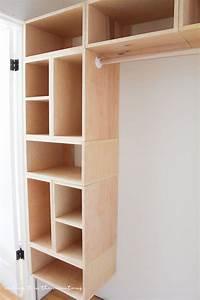 diy closet ideas DIY Custom Closet Organizer: The Brilliant Box System - making it in the mountains