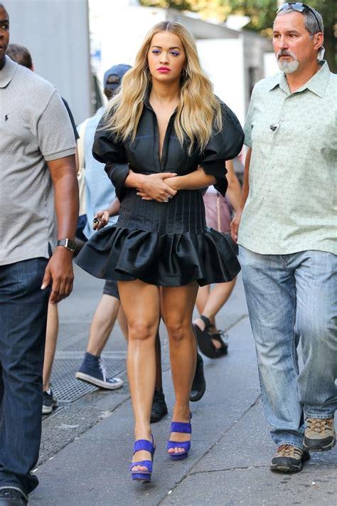 Hot! Or Hmm…: Rita Ora's New York City Ellery Fall 2016 ...
