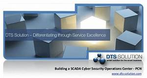 Building An Soc For Scada  Ics Environments