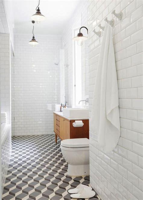 ideas   wainscoting subway tile   bathroom