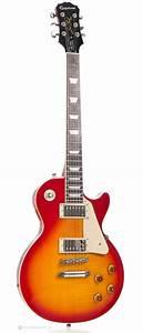 Epiphone Les Paul Standard Plus Top Pro  Heritage Cherry Sunburst  Epiphone  Guitar