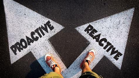 consejos  dejar de ser reactivo  transformarte en