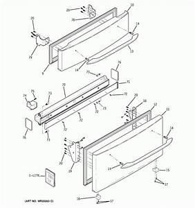 Diagram Refrigerator Wiring Ge 31 51725