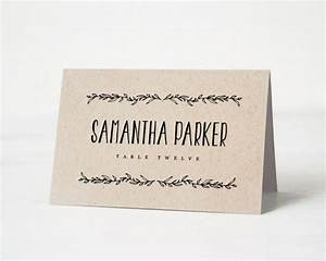 printable place card template wedding place cards With templates for place cards for weddings