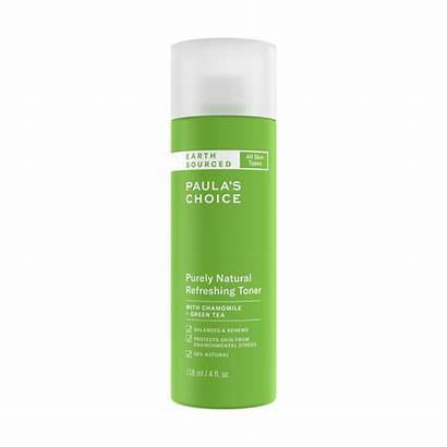 Natural Purely Toner Refreshing Earth Sourced