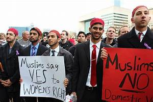 Islam and domestic violence - Wikipedia