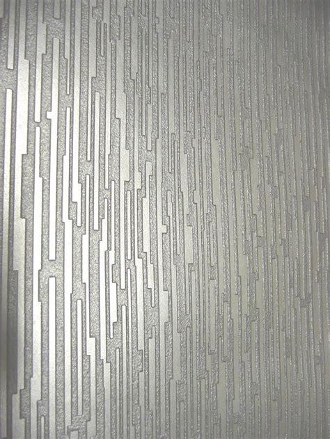 silver textured wallpaper walls silver textured