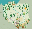 27 best images about Mapy | Maps of Poland on Pinterest