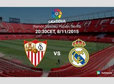 Sevilla vs Real Madrid Match preview & Live Stream info