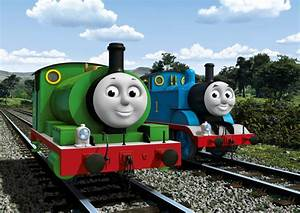 THOMAS THE TANK ENGINE and PERCY to visit STRASBURG RAIL ...
