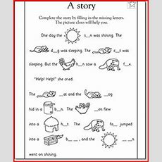 1st Grade English Worksheet The Best Worksheets Image Collection  Download And Share Worksheets
