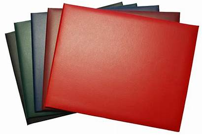 Certificate Diploma Covers Padded Folders Single Double