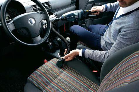 nettoyer les sieges de voiture aspirateur à ce qu 39 il faut savoir