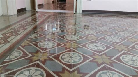 pavimenti in cementine breve accenno ai pavimenti in cementina recupero e