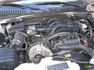 2006 Ford Explorer Xlt 4x4 4 0 Liter Sohc 12