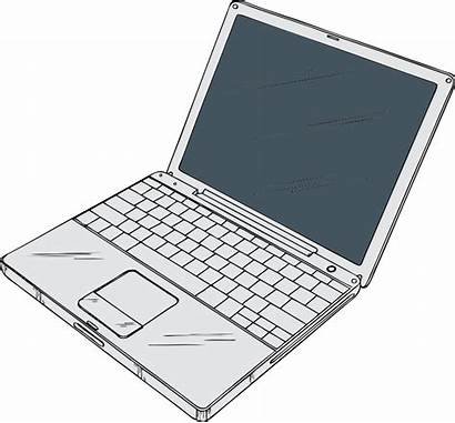 Clipart Laptop Computer Cliparts Wallpapers