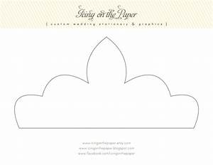 printable princess crown template 19 of 20 templates With cardboard crown template