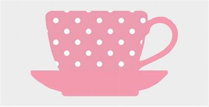 Saucer Tea Cup Teacup Clipart Pastel Bio