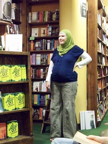 Willow Wilson Author Alif Unseen Covers Between