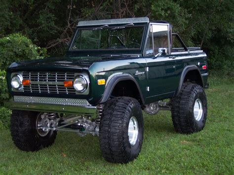 ford bronco favorite cars ford trucks ford bronco