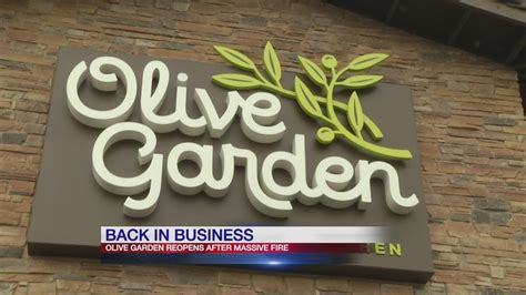 olive garden closing time blasdell olive garden opens its doors again