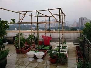 Pergola En Bambou : samedi brico pergola en bambou hktv 39 s home ~ Premium-room.com Idées de Décoration